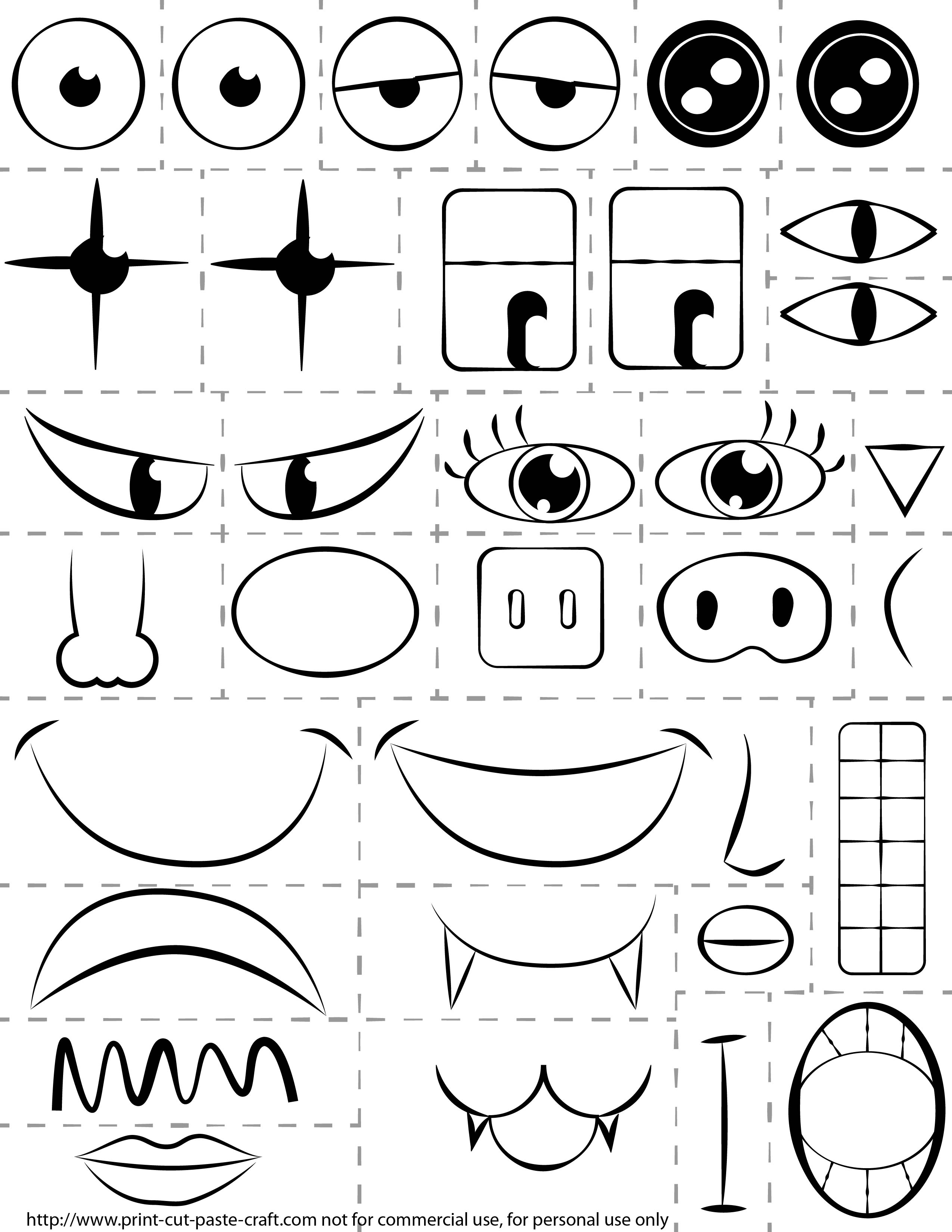 It's just an image of Printable Activities for Kids inside daycare